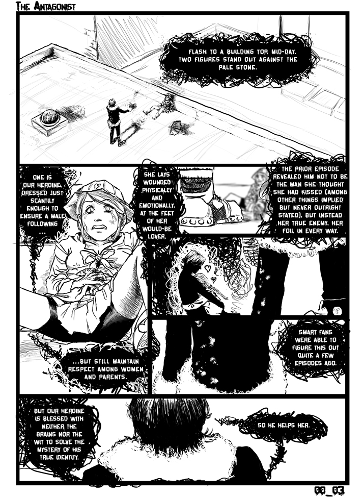 Antagonist Chapter 0 Page 3