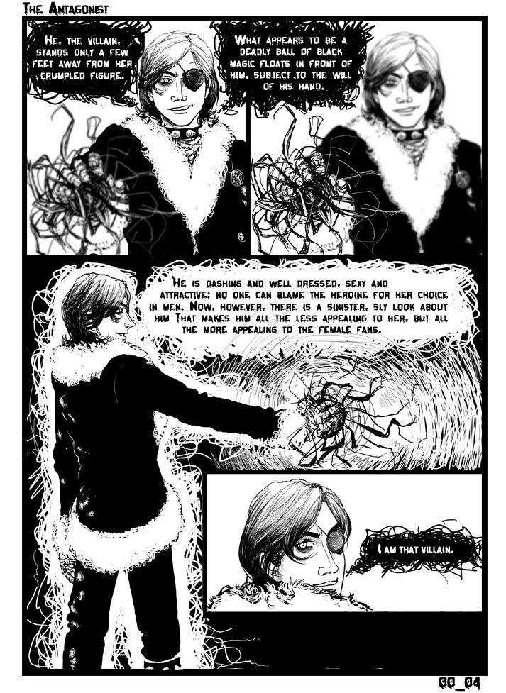 Antagonist Chapter 0 Page 4