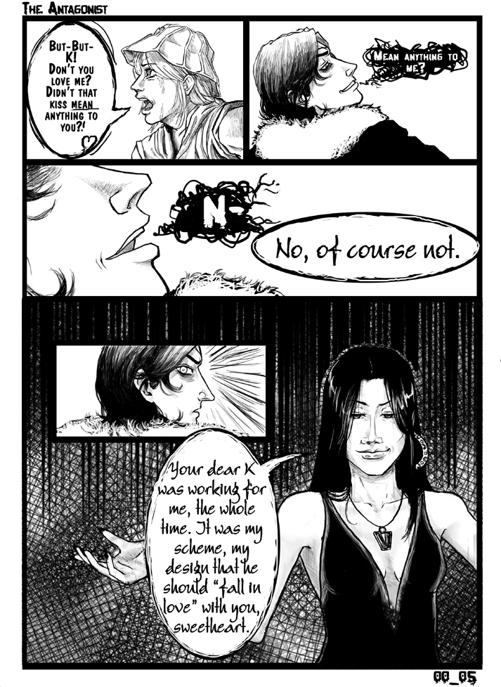 Antagonist Chapter 0 Page 5