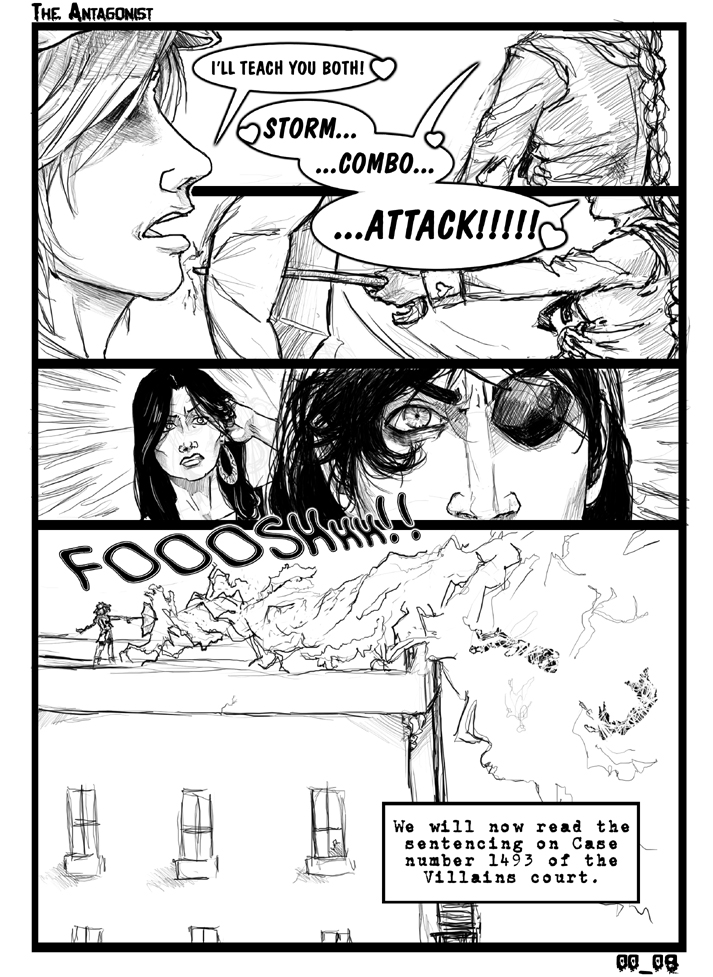 Antagonist Chapter 0 Page 9