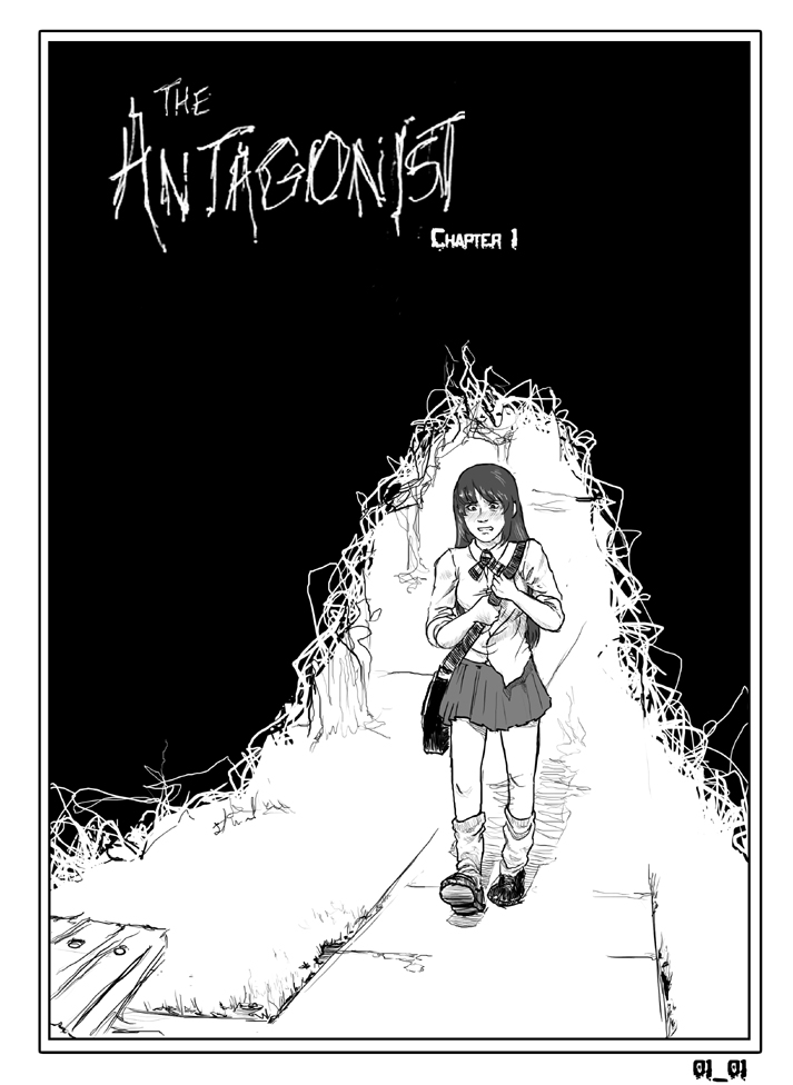 Antagonist Chapter 1 Page 1