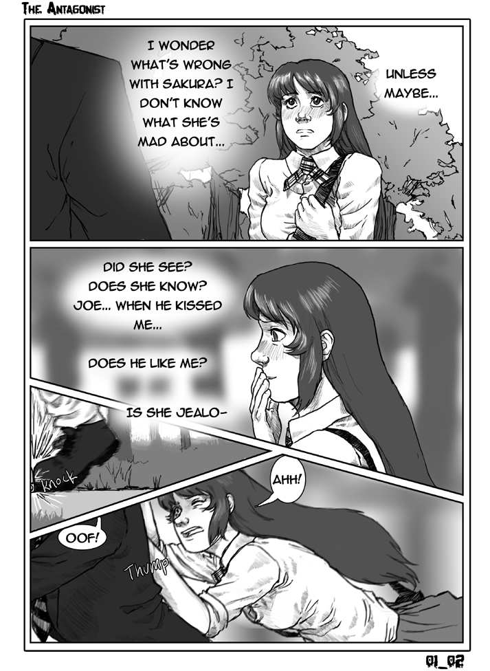 Antagonist Chapter 1 Page 2