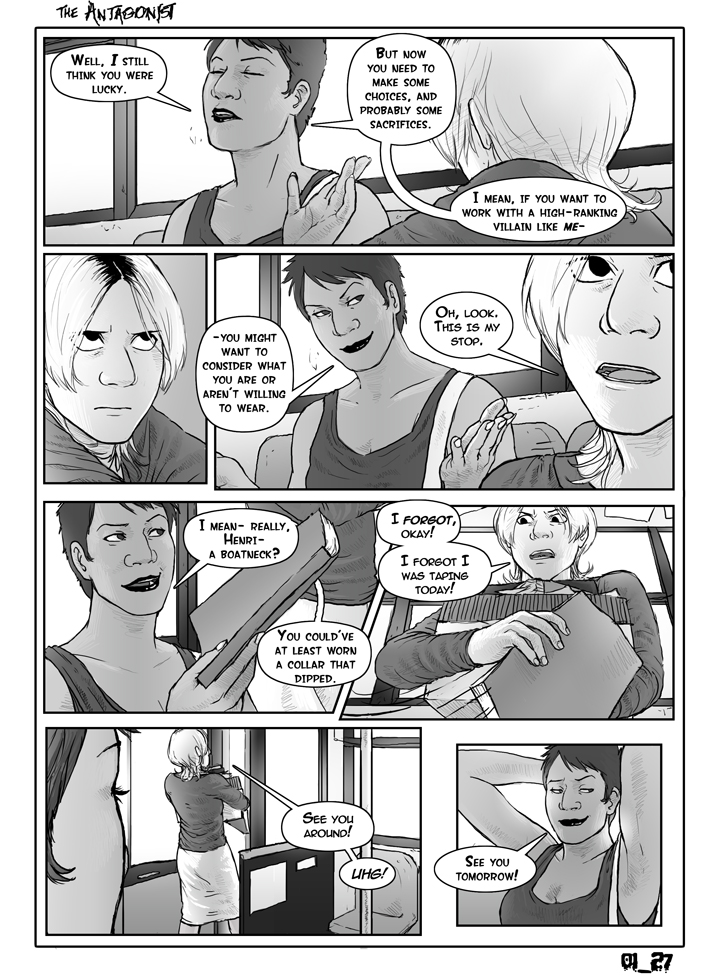 Antagonist Chapter 1 Page 27