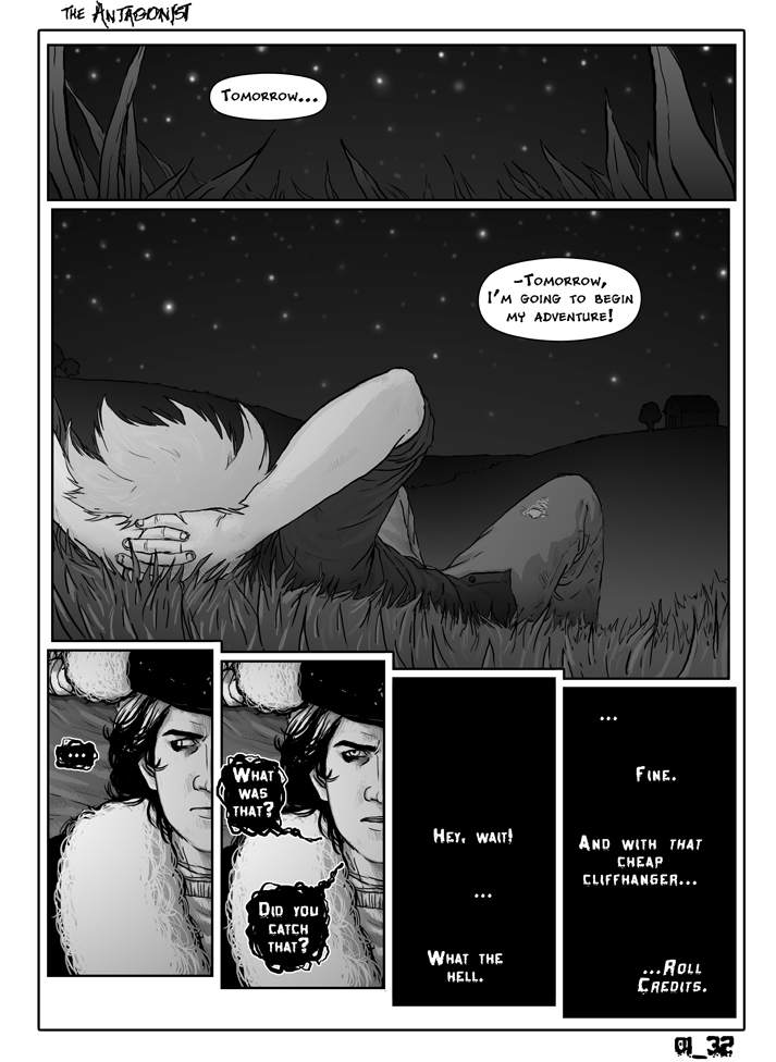 Antagonist Chapter 1 Page 32