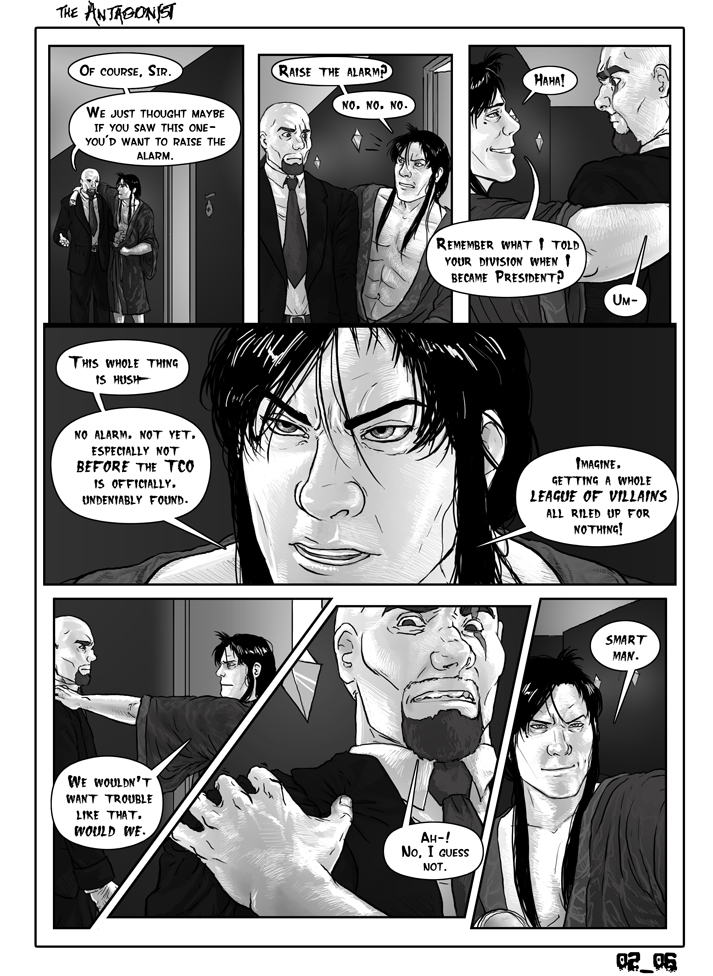Antagonist Chapter 2 Page 6