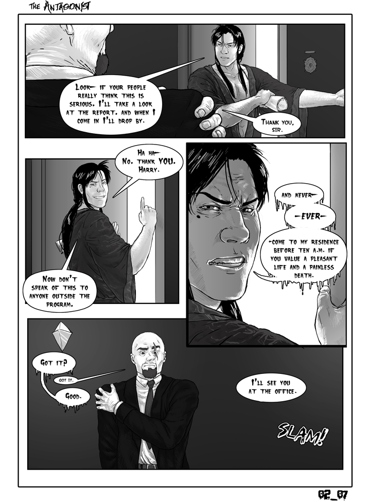 Antagonist Chapter 2 Page 7