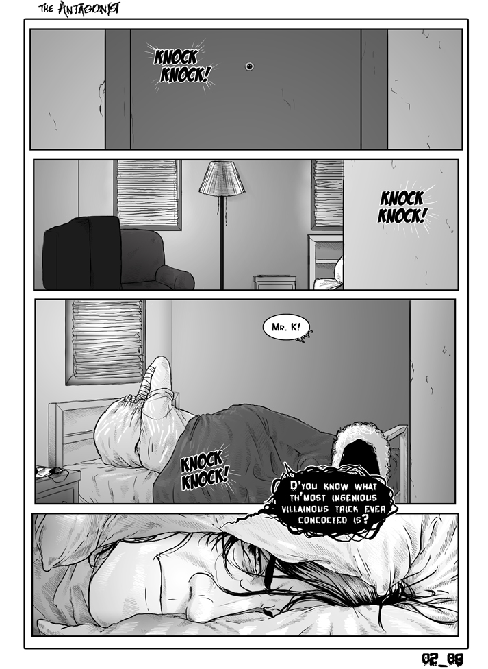 Antagonist Chapter 2 Page 8