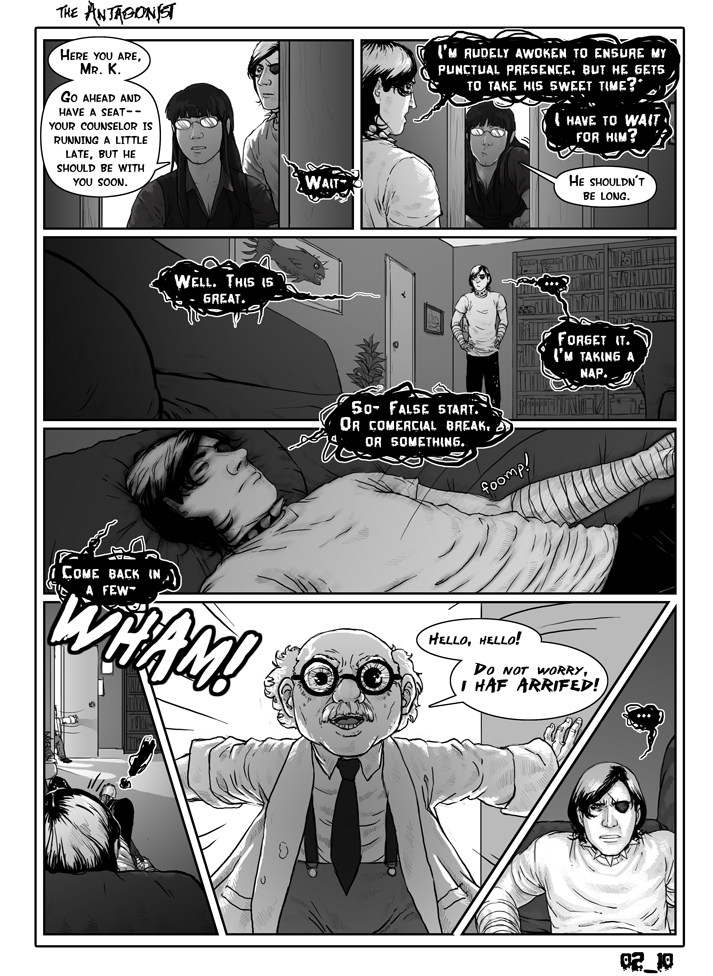 Antagonist Chapter 2 Page 10