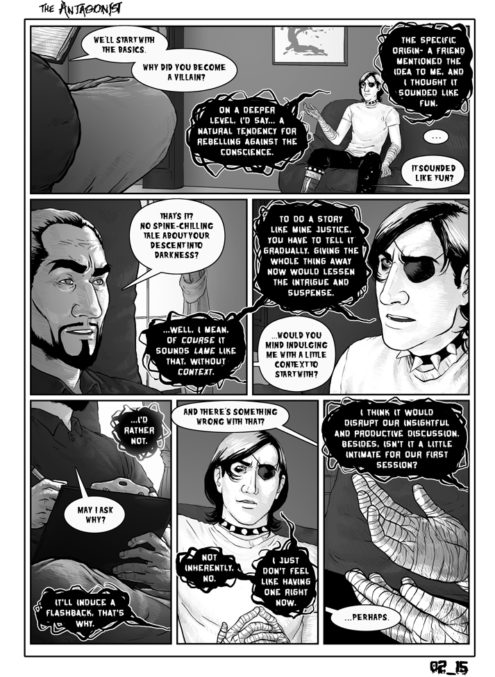 Antagonist Chapter 2 Page 15