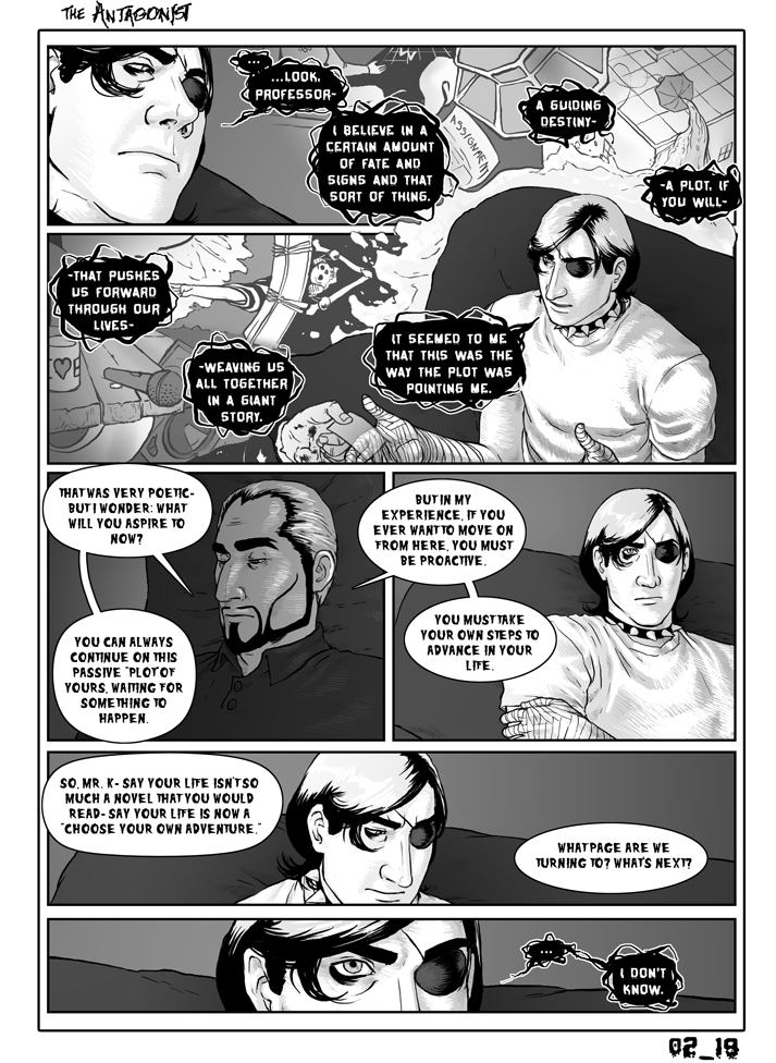Antagonist Chapter 2 Page 19