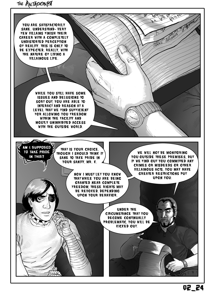 Antagonist Chapter 2 Page 24