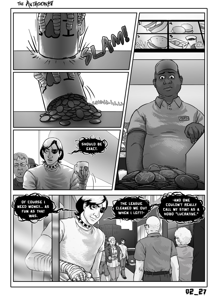 Antagonist Chapter 2 Page 27