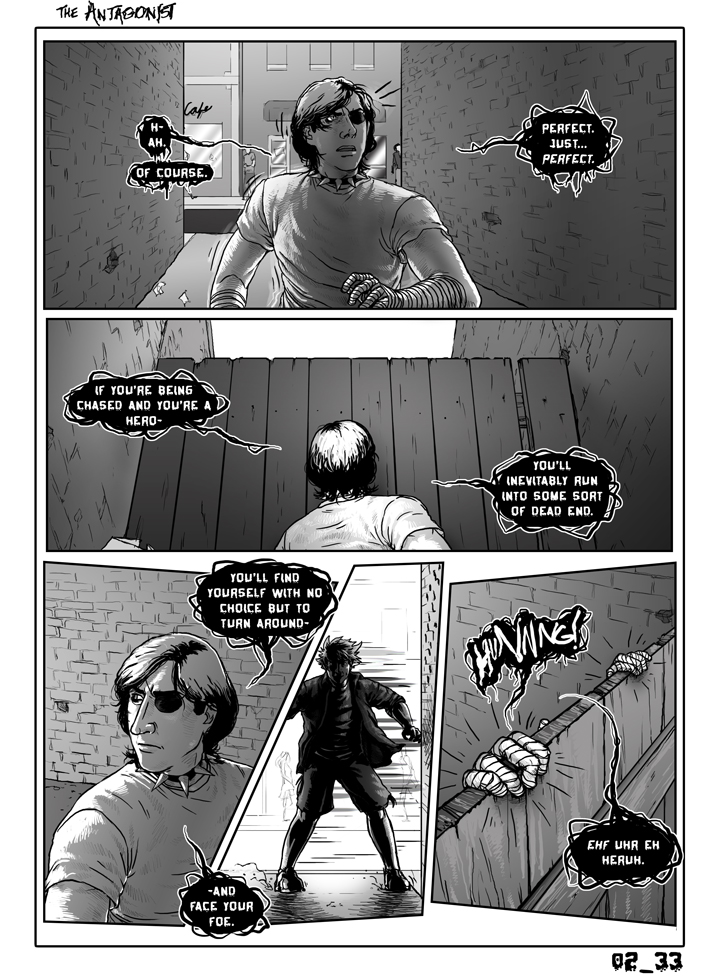 Antagonist Chapter 2 Page 33