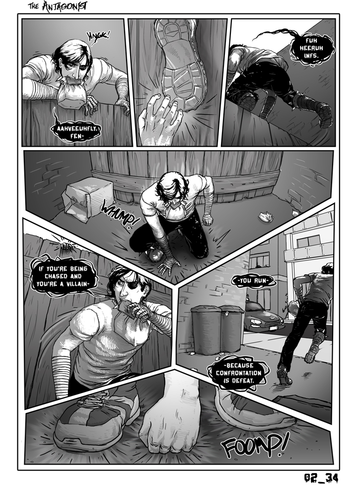 Antagonist Chapter 2 Page 34