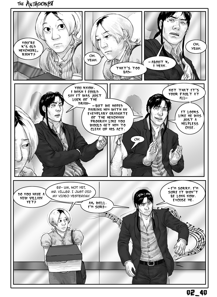 Antagonist Chapter 2 Page 40