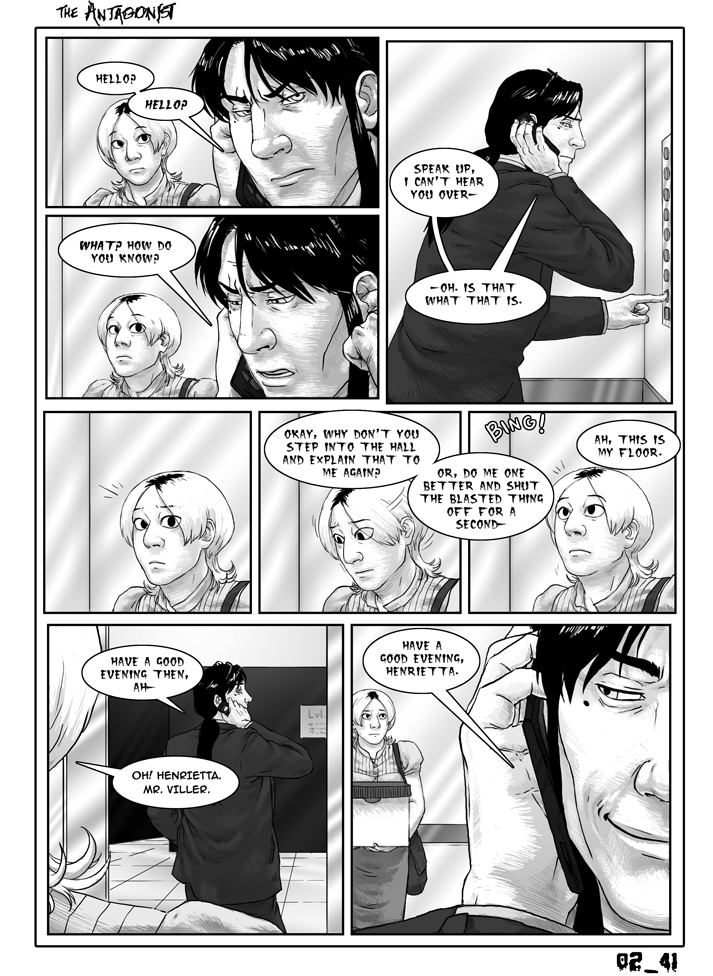 Antagonist Chapter 2 Page 41