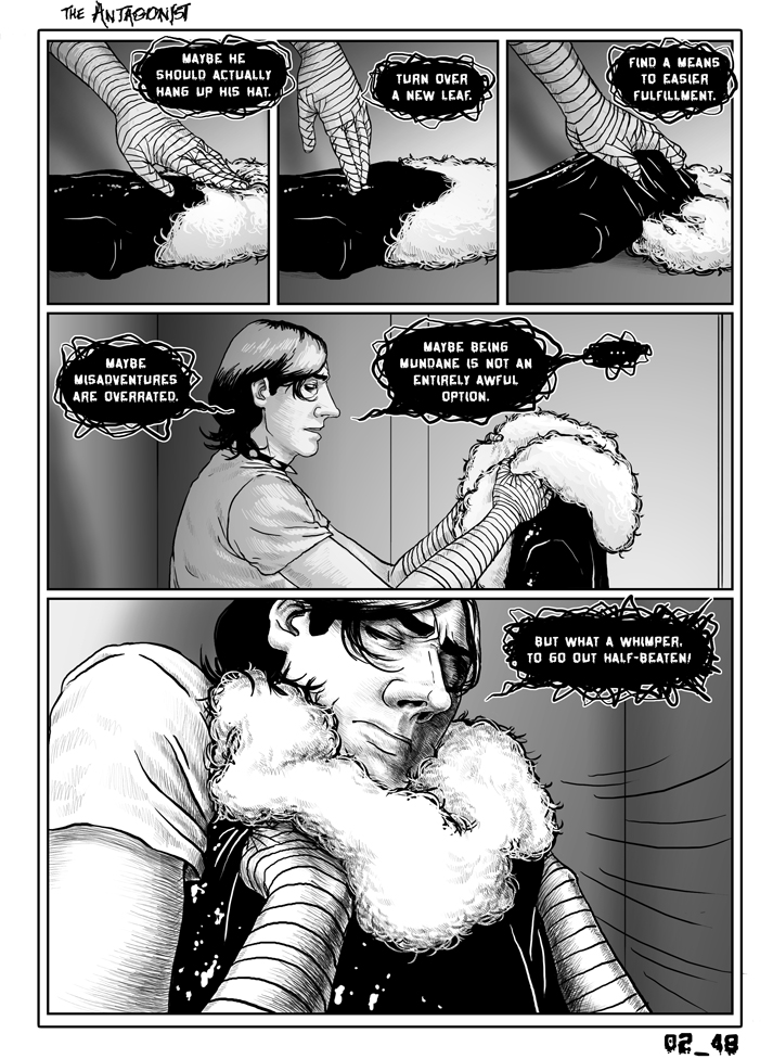 Antagonist Chapter 2 Page 48