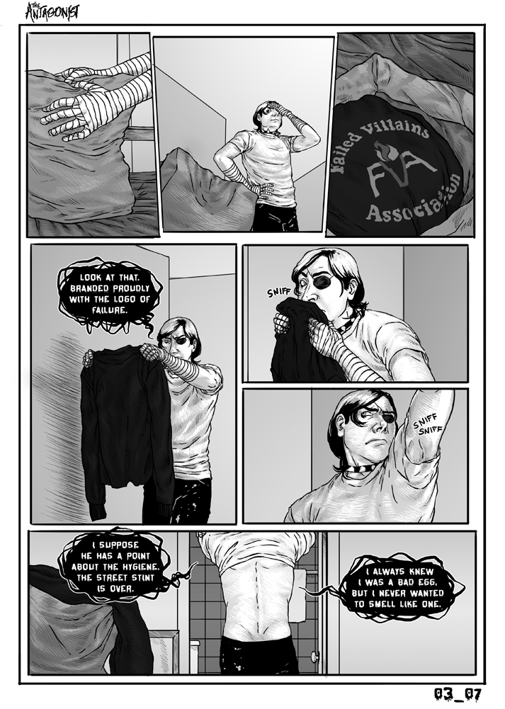 Antagonist Chapter 3 Page 7