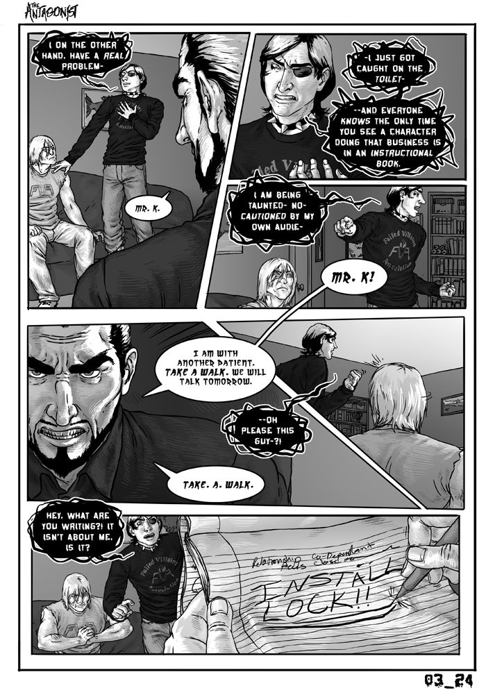 Antagonist Chapter 3 Page 24