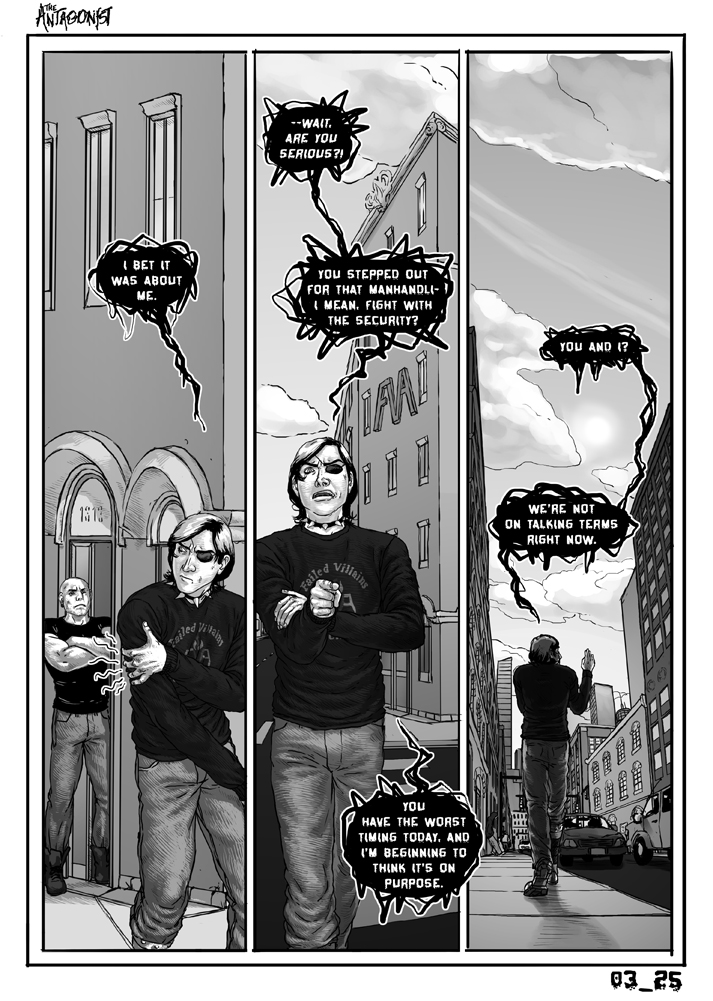 Antagonist Chapter 3 Page 25