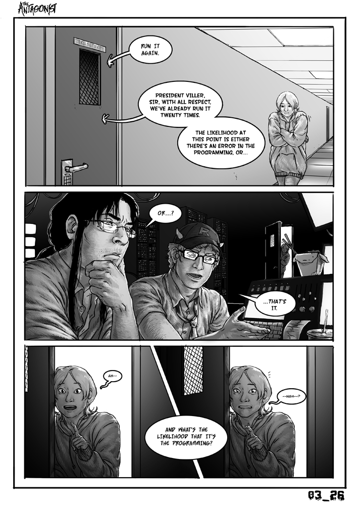 Antagonist Chapter 3 Page 26
