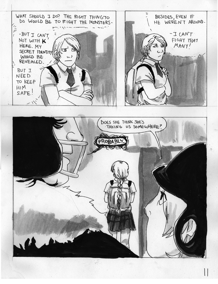 Antagonist 24 Hour Comic 2007 Page 11